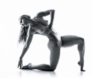 kvinnelig naken video