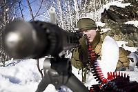 USA og Norge bruker mest på forsvar per innbygger