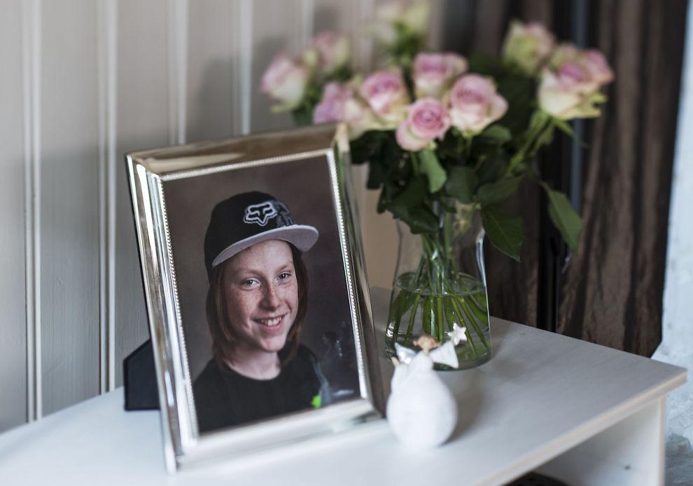 <p>DØD: Odin Olsen Andersgård ble bare 13 år gammel.<br/></p>