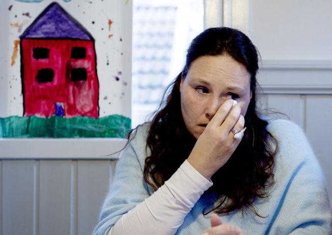 <p>TOMROM: I VG i dag fortalte Katrine Olsen Gillerdalenom savnet etter sønnen Odin. Han ble bare 13 år.<br/></p>