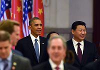 Kina og USA fastsetter mål for CO2-kutt