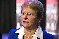 Gro Harlem Brundtland tror på klimavtale:  Nå sprer hun igjen miljøglede
