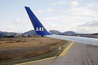 SAS permitterer 100 svenske kabinansatte