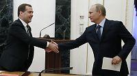 Medvedev klar for Carlsens VM-parti