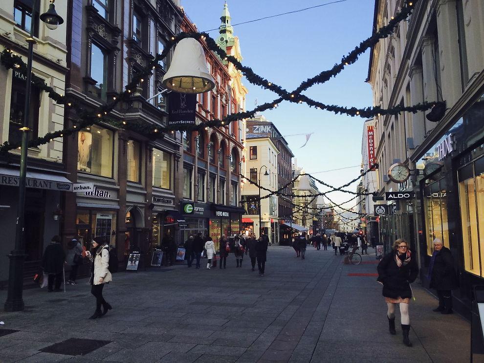 M?nedsvarselet: Pent v?r nesten til jul i S?r-Norge - V?r og uv?r - VG