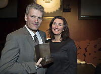 Lars Mytting vant årets bokhandlerpris