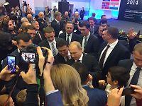 Putin til VG: - Magnus Carlsen er et geni