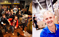 Amerikansk start på norsk julehandel