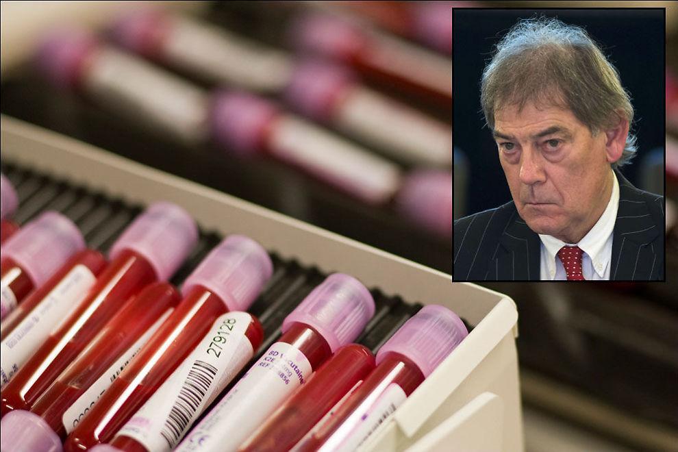 <p>SKREMT: WADAs generalsekretær, David Howman (innfelt) er sjokkert over opplysningene som kommer frem på tysk TV onsdag kveld. ARD forteller en historie om påstått utbredt korrupsjon og dopingbruk i russisk idrett.</p><p/>