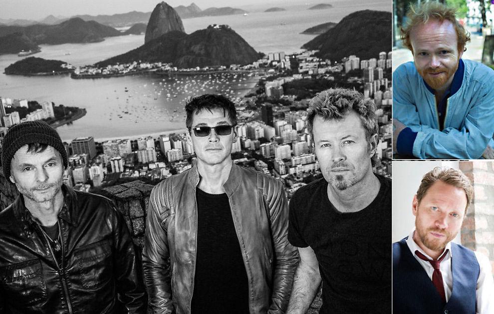 <p>FÅR RÅD: a-ha gjør comeback til neste år med nyinnspilling og konsert på Rock in Rio. Ivar Christian «Ravi» Johansen og CC Cowboys-vokalist Magnus Grønneberg gir sine råd til bandet.<br/></p>