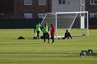 Her er Ødegaard på dagens Liverpool-trening