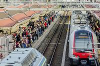Østfold-pendlere må vente i sju år på flere tog