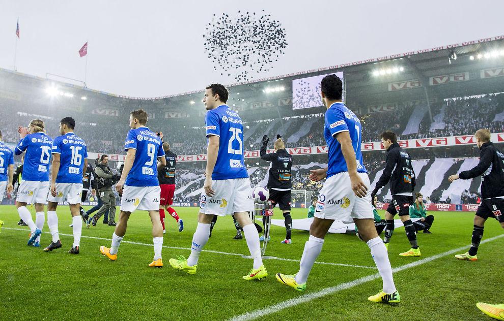 <p>NEI TIL FORANDRINGER: Majoriteten av toppklubbene sier nei til de omfattende forslagene fra Norsk Toppfotball. Ikke minst gjelder det anbefalingen om å flytte cupfinalen fra høsten til våren. Her fra årets finale mellom Molde og Odd.</p><p/>