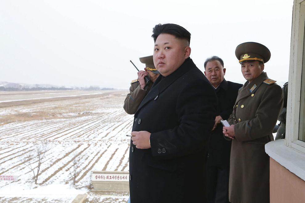 Brudd på menneskerettigheter i nord korea