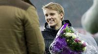 Avis: Ødegaard trener med Ajax i januar