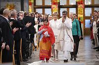 Med Malala kom håpet