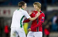 Johansen ber Ødegaard velge Celtic