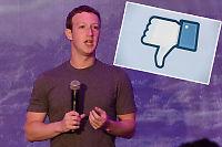 Facebook-sjefen misliker «dislike»-knapp