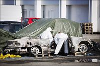 Tranby-saken: Fant diesel under passasjersetet