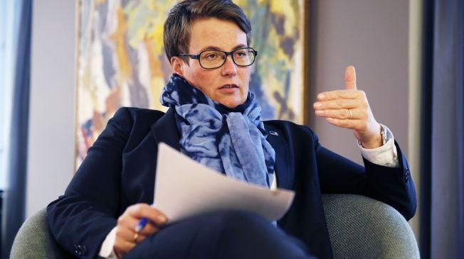 <p>VARSLET MILJØREVOLUSJON: Klima og miljøminister Tine Sundtoft (H) varslet miljørevolusjon og endring av Norge da hun ga sitt første klimaintervju til VG. Nå har hun deltatt på den store klimakonferansen i Peru.<br/></p>
