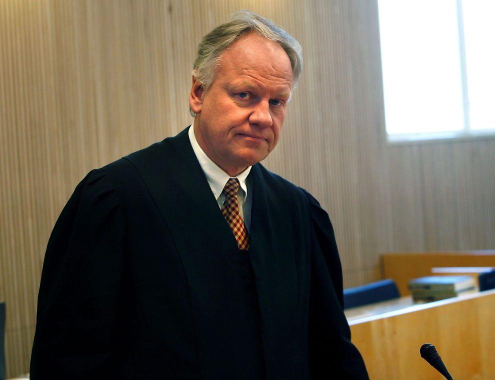 ADVOKAT: Sigurd Klomsæt, her i Kristiansand tingretten.