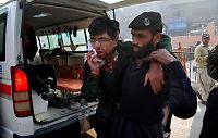AFP: Minst 141 drept i angrep på skole i Pakistan