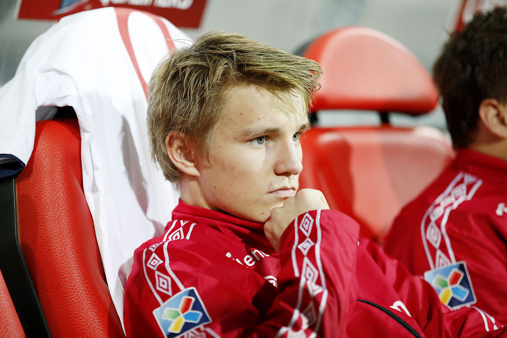 <p>LIGGER IKKE PÅ LATSIDEN: Martin Ødegaard (16 i morgen) har nok alternativer å tenke på når han skal velge hvilken klubb som skal bli den neste. Nå har han også besøkt Arsenal.</p><p/>