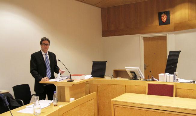 <p/><p>KREVER REFUSJON: Advokat Jon Lange hos Forbrukeradvokaten representerer saksøkeren i saken mot Norwegian.</p><p/>