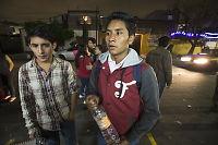 Omar (24) gjemte seg da 43 studiekamerater forsvant sporløst