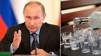 Putins julegave: Øker ikke vodka-prisen