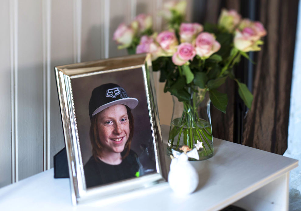 <p>ODIN: På andre plass på Storyboards liste over de mest «delte» sakene i Norge i 2014 finner vi VG-saken om Odin Olsen Andersgård som tok sitt eget liv som følge av mobbing.<br/></p>