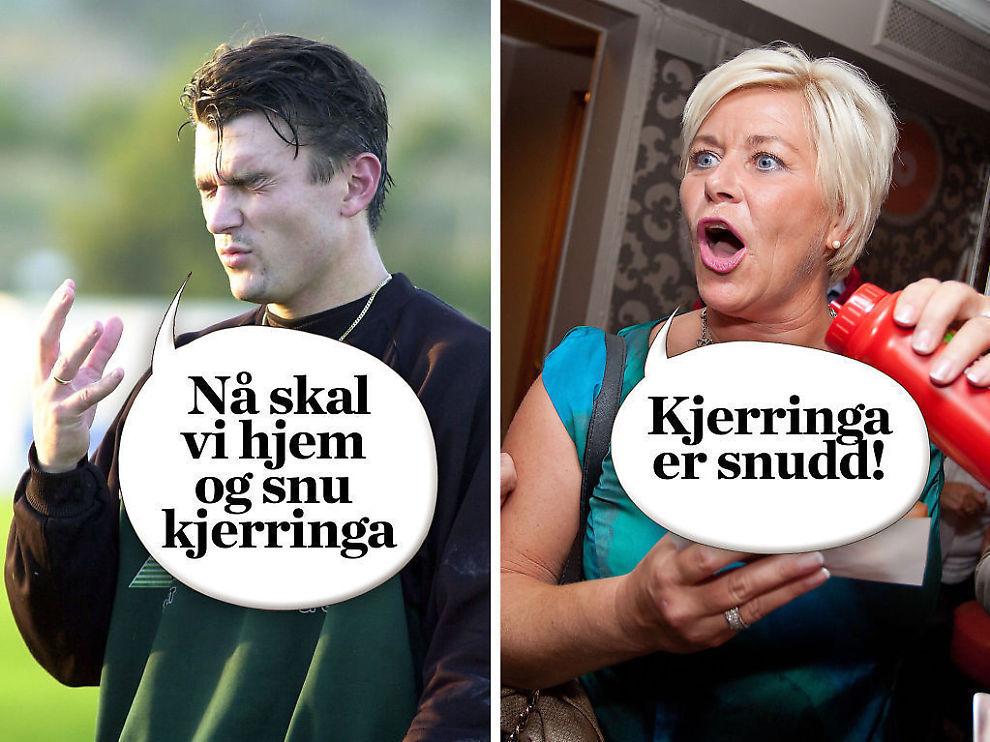 Gamle norske ord og uttrykk