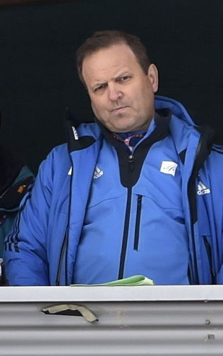 <p>KRITISK: Leder av utstyrskomiteen i FIS, Bertil Pålsrud.<br/></p>