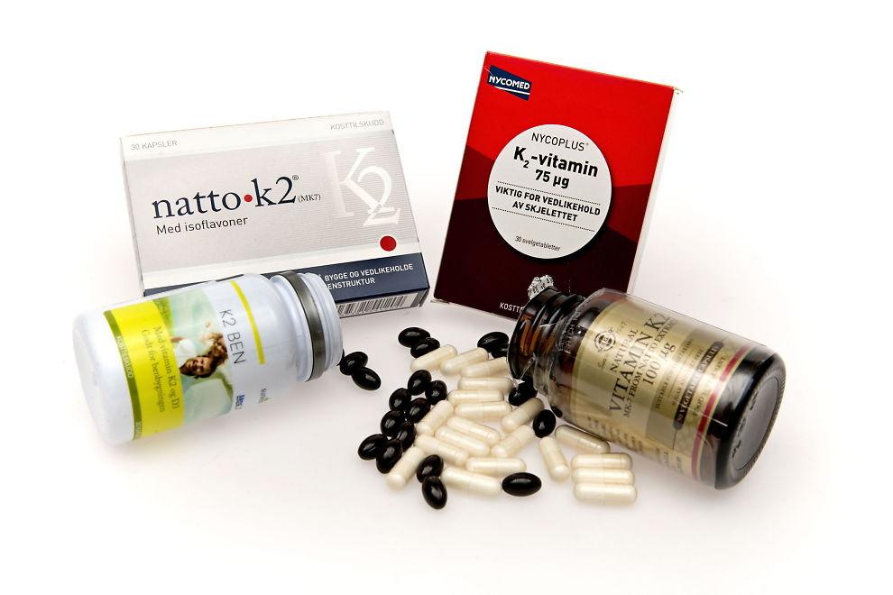 <p>HELSEBRINGENDE: I fjor skrev VG om at norske forskere er kritiske til det nye «supervitaminet» K2. Nå viser ny, norsk forskning at vitaminet kan bidra til viktig beskyttelse mot sykdom.  FOTO: JAN PETTER LYNAU/VG</p>