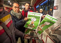 200 Charlie Hebdo-eksemplarer til Norge