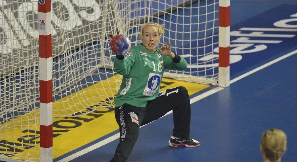 <p>TOPPKEEPER: Katrine Lunde er kanskje verdens beste håndballkeeper. Nå jages hun av russiske Rostov.</p>
