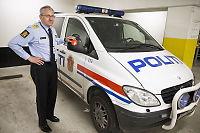 Politiet lover å være på plass innen 10 minutter i tettsteder