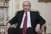 Russland-ekspert: Putins lederskap i krise