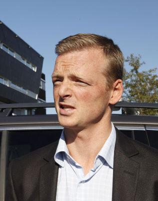 <p>FORSVARER: Advokat Fredrik Schøne Brodwall representerer familiefaren (30).</p>