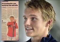 Marca: Ødegaard presenteres i morgen