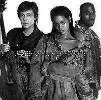 Rihanna-comeback med superstjerner i ryggen