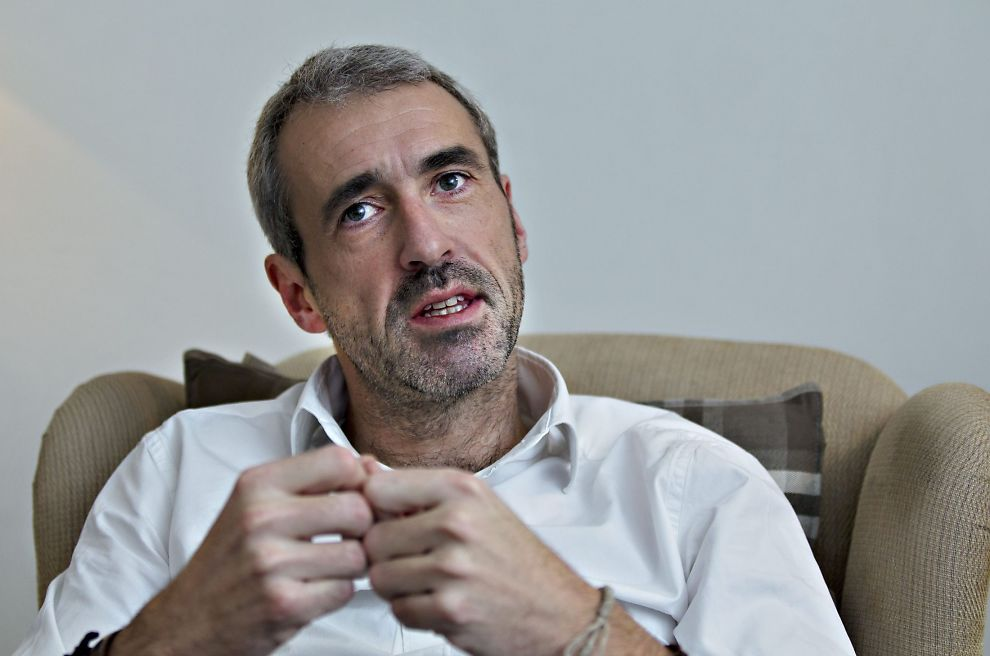 <p>SA OPP: Plan-sjef Olaf Thommesen sa opp jobben under dagens styremøte, bekrefter han overfor VG.<br/></p>