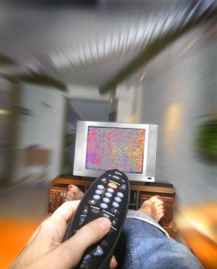 <p>BARE VANLIG TV: Enn så lenge er det kun tradisjonell TV-titting som teller i målingene, og ikke nett-TV.</p>