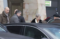 Putin, Merkel og Hollande i telefonsamtale om Ukraina