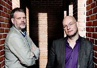 Bokanmeldelse: Michael Hjorth og Hans Rosenfeldt: «Den stumme jenta»