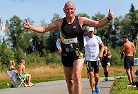 Leif (45) løp seg frisk – uten medisin