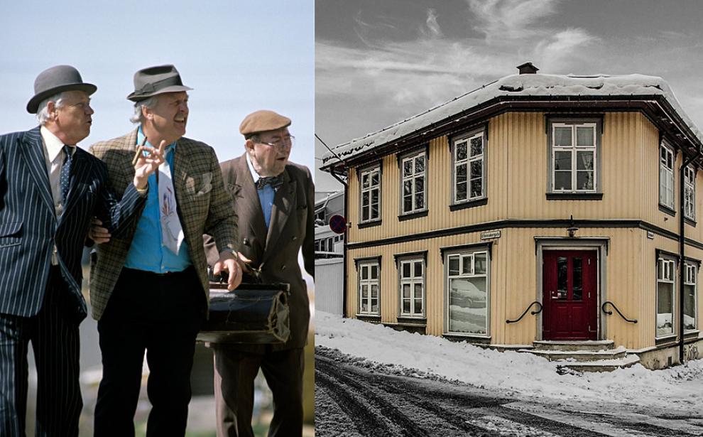 <p>SØKER NY EIER: «Olsenbanden-huset» på Kampen i Oslo er filmseriens kanskje viktigste location.<br/></p>