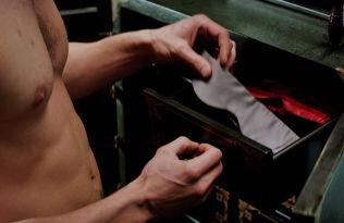 <p>Fra verktøyskrinet i lekerommet til Cheistian Grey.</p>