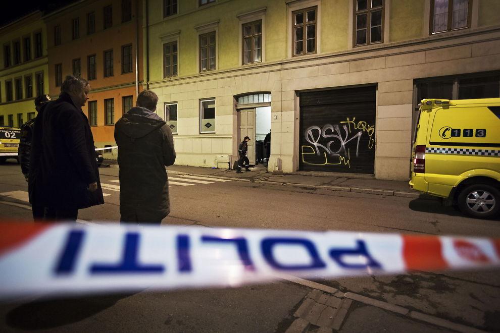 <p>ÅSTEDET: Drapet på den 26 år gamle svenske kvinnen skjedde i Fredensborgveien i Oslo i april 2013.<br/></p>