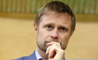 <p>NYE PLANER: Helseminister Bent Høie håper at man ved utgangen av året nærmer seg en plan for hvordan sykehus-Oslo skal bygges ut for fremtiden. Store deler av prosjektet vil også ha regions- og landsfunksjoner.<br/></p>